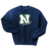 Titans-N - 562 Jerzees Adult 8oz. NuBlend® 50/50 Fleece Crew