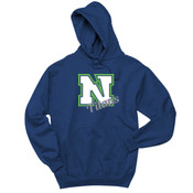 Titans-N - 996 Jerzees Adult 8oz. 50/50 Pullover Hooded Sweatshirt