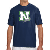 Titans-N - N3142 A4 Short-Sleeve Cooling Performance Crew Neck T-Shirt