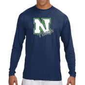 Titans-N - N3165 A4 Long-Sleeve Cooling Performance Crew Neck T-Shirt